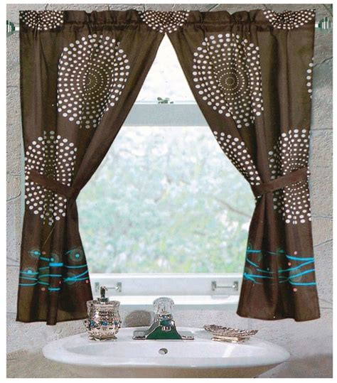 bathroom curtains ideas tips ideas for choosing bathroom window curtains with