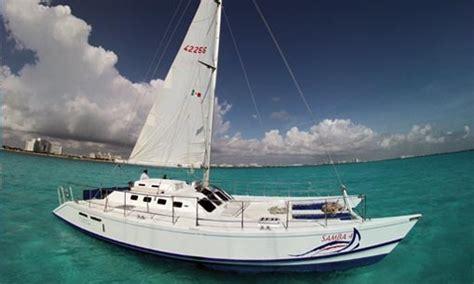 renta de catamaran en cancun mejor oferta renta un catamar 225 n iv 48 en canc 250 n