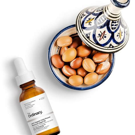 The Ordinary 100 Cold Pressed Morrocan Argan the ordinary 100 organic cold pressed moroccan argan 30ml