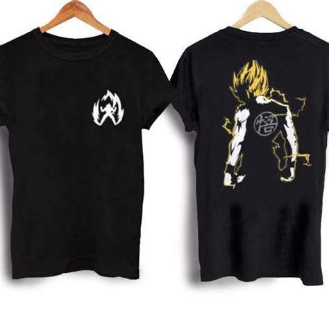 Tshirt Saiyan Fightmerch saiyan goku t shirt newgraphictees