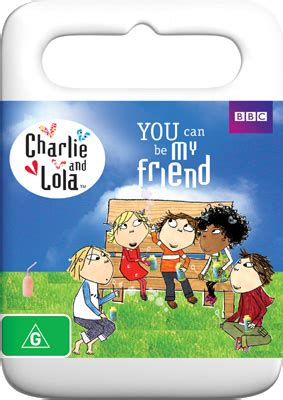 you can be my lola you can be my friend dvds