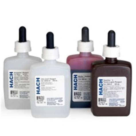 Hach 1403499 Nitraver 5 Nitrate Reagent Powder Pillows 25 Ml Pk100 titration reagents water quality environmental