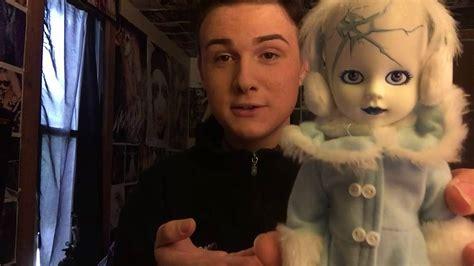 frozen living dead doll living dead dolls frozen