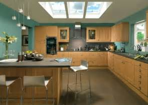 Wall Paint Ideas For Kitchen by Contrasting Kitchen Wall Colors 15 Cool Color Ideas