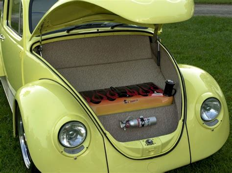 Vw Beetle Custom Interior by 1974 Vw Bug Custom Leather Interior