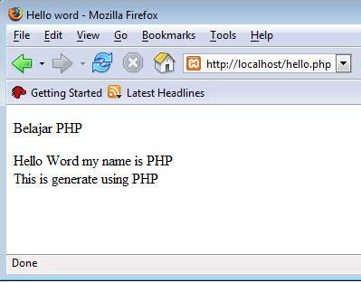 membuat web dengan php mysql membuat website dinamis dengan php mysql sehati modern