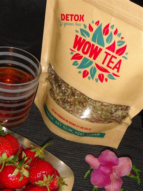Oh Wow Detox Review by Detox Wow Tea Review