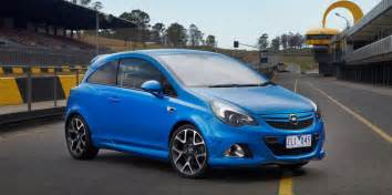Opel Corsa Dimensions Opel Corsa Opc Pricing And Specifications