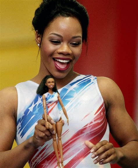 congrats gabby douglas gets own talking