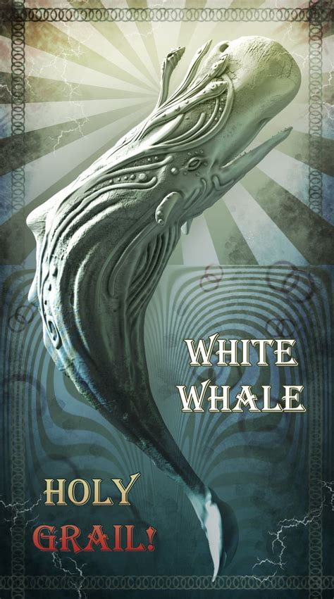 white whale tattoo white whale holy grail mastodon ideas