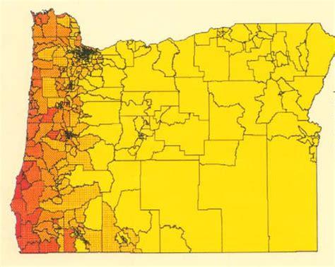 map of oregon earthquake zones oregon cascadia scenario developing earthquake scenarios