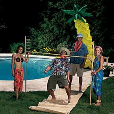 hawaiian themed party games hawaiian luau party games for adults