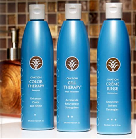 ovation hair therapy shoo does ovation cell therapy live up to the hype black