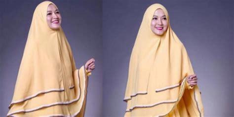 Busana Muslim Lyra Virna Syari lyra virna syar i busana khimar nan menawan co id