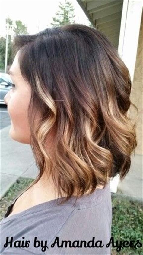 sombre short hairstyles 25 best ideas about short sombre hair on pinterest