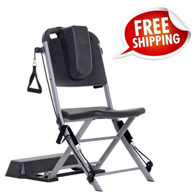 resistance chair exercise system exercise equipment