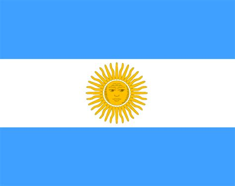 imagenes de las banderas historicas de la argentina el loco vergara la bandera argentina