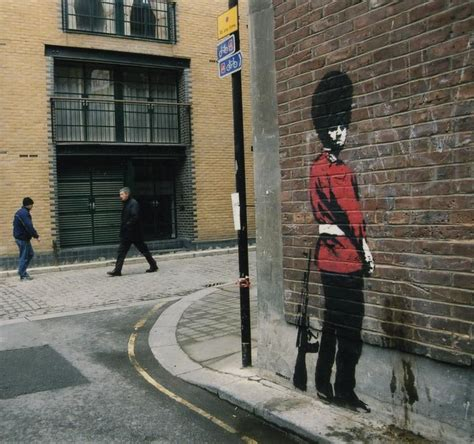 Police Home Decor by Likefun Me Street Art Of Banksy