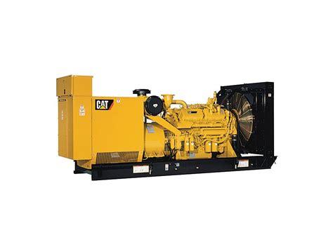 caterpillar 3412c generator mcfi