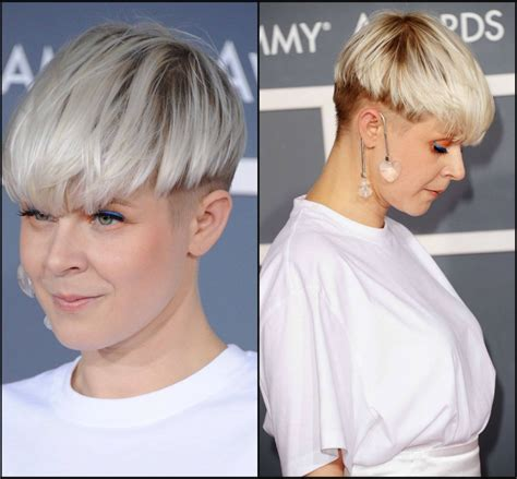 bowlcut and napeshave ladies modern bowl cut women google search hair and make up
