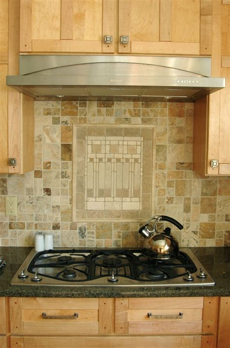 kitchen with backsplash pictures backsplash 2 my craftsman mission style home