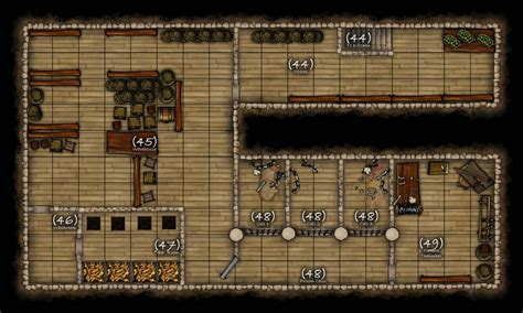 basement d dnd mansion map basement by r3v3r53d on deviantart