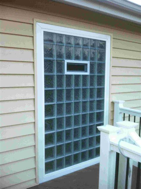 glass block windows for bathrooms using glass blocks for bathroom windows in st louis