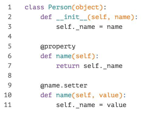 python decorator property getter setter getter和setter的那些事 软件工程 酷勤网