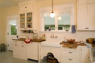 White Kitchen Faucets Pull Out 1920 s historic kitchen traditional kitchen seattle
