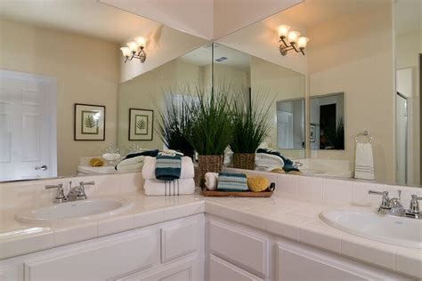 Two Mirrors In Bathroom by 21 Fantastic Bathrooms With Two Mirrors Pictures