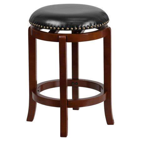 Cherry Backless Counter Stools by Flash Furniture 24 Backless Light Cherry Wood Counter
