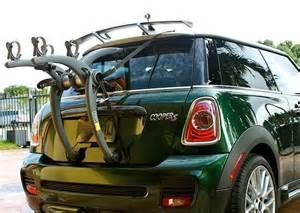 Mini Cooper Rack Mini Bike Rack Holds 2 Or 3 Bikes Modern Arc Based Design