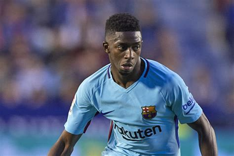 ousmane dembele english arsenal move for ousmane dembele confirmed deal could