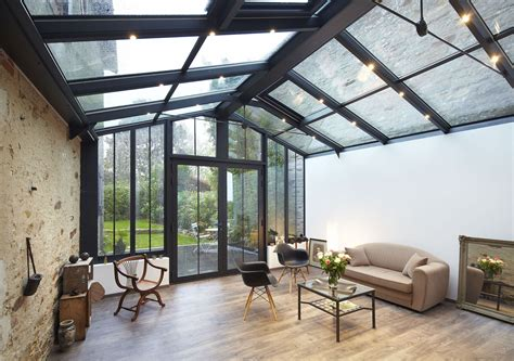 veranda abitabile v 233 randa atelier le charme de l atelier d artiste fillonneau