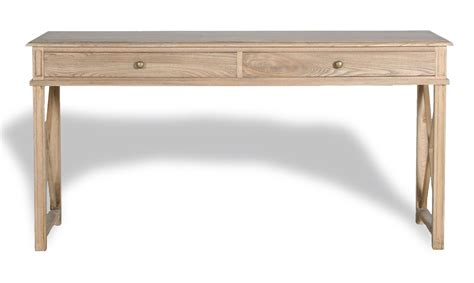 french provincial sofa table french provincial console table natural wholesales direct