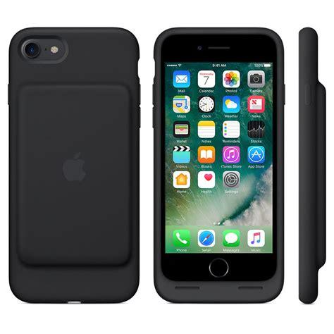 Iphone 7 Smart Battery Black apple smart battery black mn002