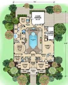 Marvelous L Shaped House Plans With Courtyard #1: L-shaped-house-plans-with-courtyard-pool.jpg