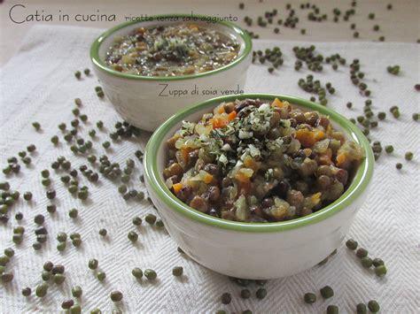 come cucinare soia verde zuppa di soia verde con aglio e rosmarino catia in cucina