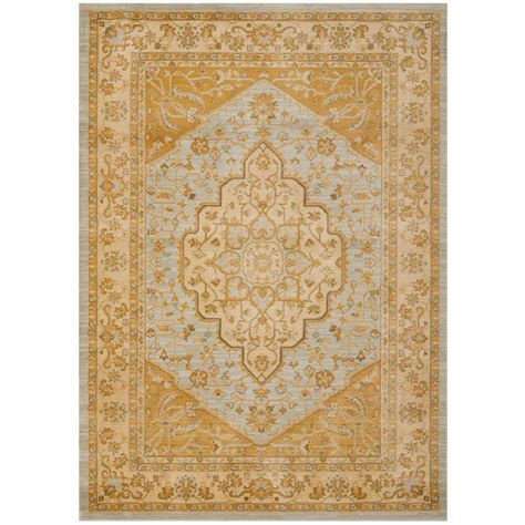 grey and gold area rugs safavieh light grey gold 4 ft x 5 ft 7 in area rug aus1580 7920 4 the home depot