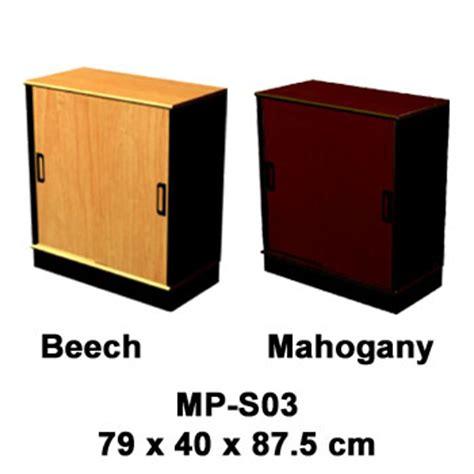 Lemari Arsip Kantor Pintu Panel Dhc 8323 jual lemari arsip pintu geser type mp s03 harga murah toko agen distributor di surabaya