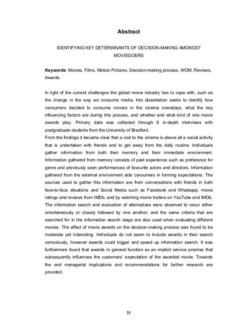 msc dissertation msc dissertation strategic marketing ub14018993