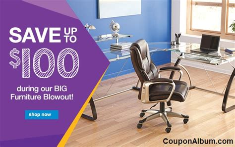 officemax furniture blowout sale up to 100
