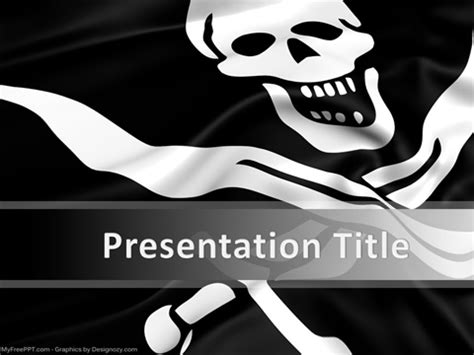 Pirates Powerpoint Template Download Free Powerpoint Ppt Pirate Powerpoint Template