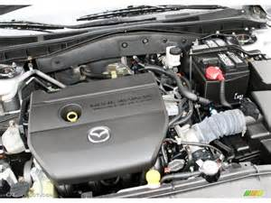 2007 mazda mazda6 i sport sedan 2 3 liter dohc 16 valve vvt inline 4 cylinder engine photo