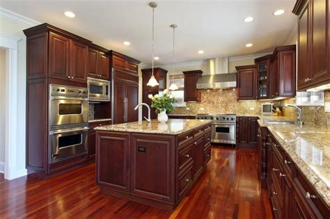 hardwood floor in kitchen wood floors in kitchen a helpful overview wood floors plus