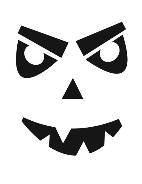 printable ghost faces   clip art