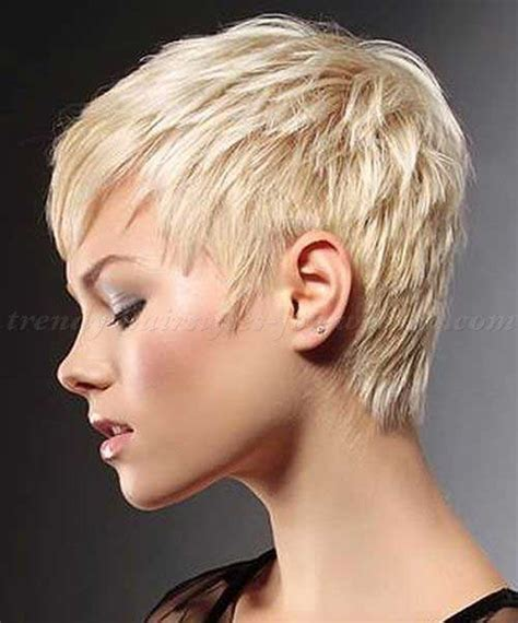 short hair longer on top and over ears 20 short cropped haircut short hairstyles 2017 2018
