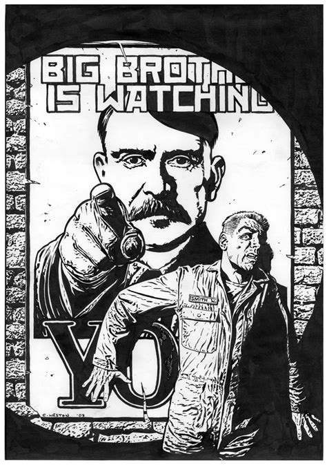 Coordenação do Livro e Literatura: Big Brother is watching you