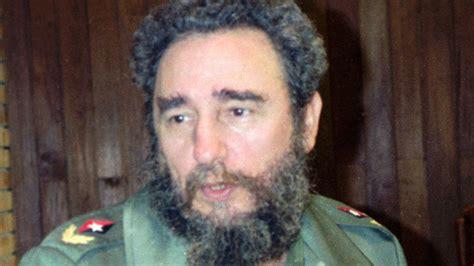 biography fidel castro fidel castro biography president non u s military