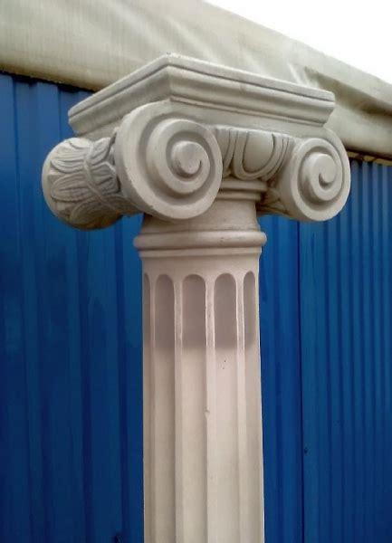 beton design onlineshop f 195 188 r gartenfiguren - Säule Griechisch
